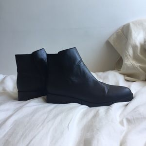 Black Booties, Urban Outfitters